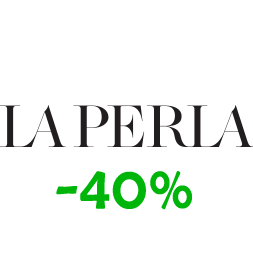 LA PERLA Coupon - 40% скидки!