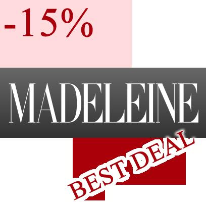 Промокод MADELEINE! 15% скидки на ВСЕ!