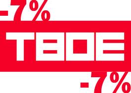 Промокод Tvoe.Ru - 7% скидки всем! И на все!
