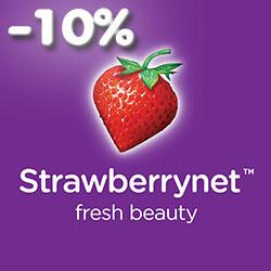strawberrynet код купона на 10% скидки!