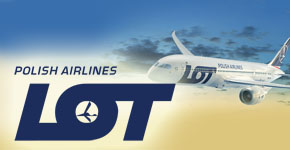 LOT Polish Airlines код промо-акции! До 20% скидки на билеты!