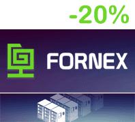 fornex промокод! 20% скидки на хостинг!