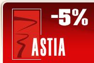 astia промокод на скидку 5% на все покупки!