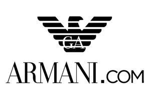Armani.com промокод! 5-15% скидки на заказ!