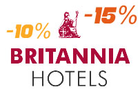britannia hotels promo code! 10-15% off any booking!
