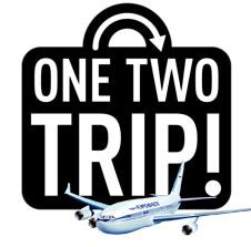 OneTwoTrip промокод на скидку на любые авиабилеты!