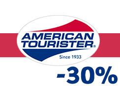 Промокод americantourister.ru! Скидка 30% на все!