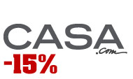 casa.com promotion code! 15% off any order!