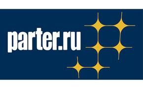parter.ru код сертификата на 300 рублей!