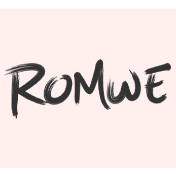 romwe купоны на 5% и 5$ скидки!